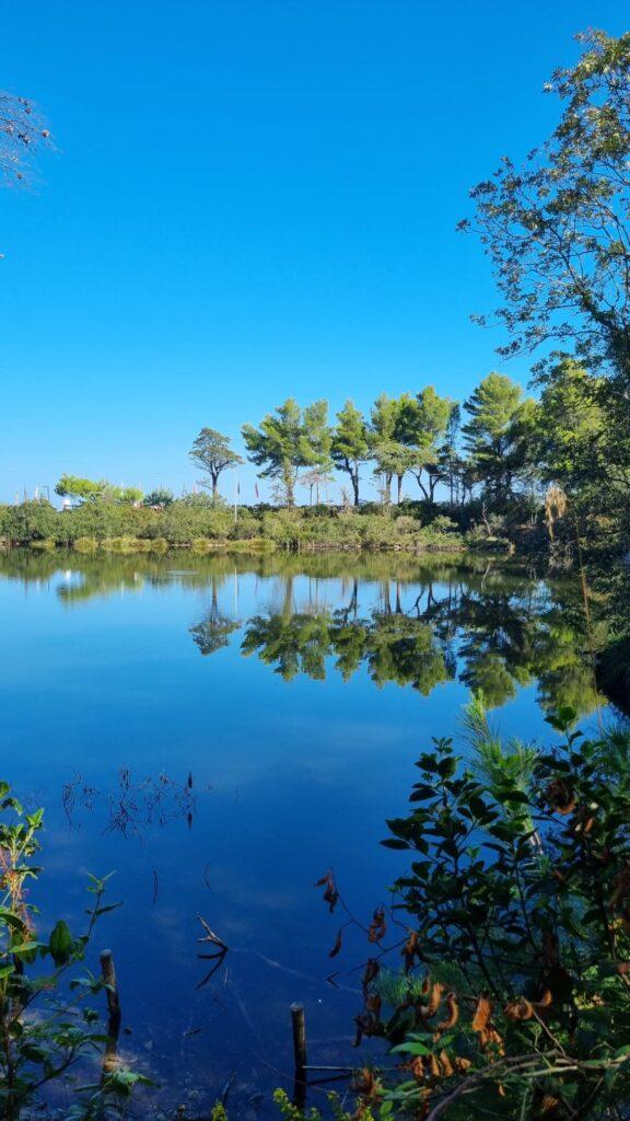 lago grande portonovo